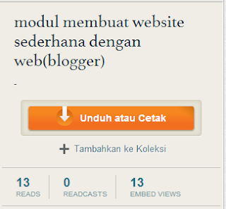 Cara Terbaru Download File Scribd