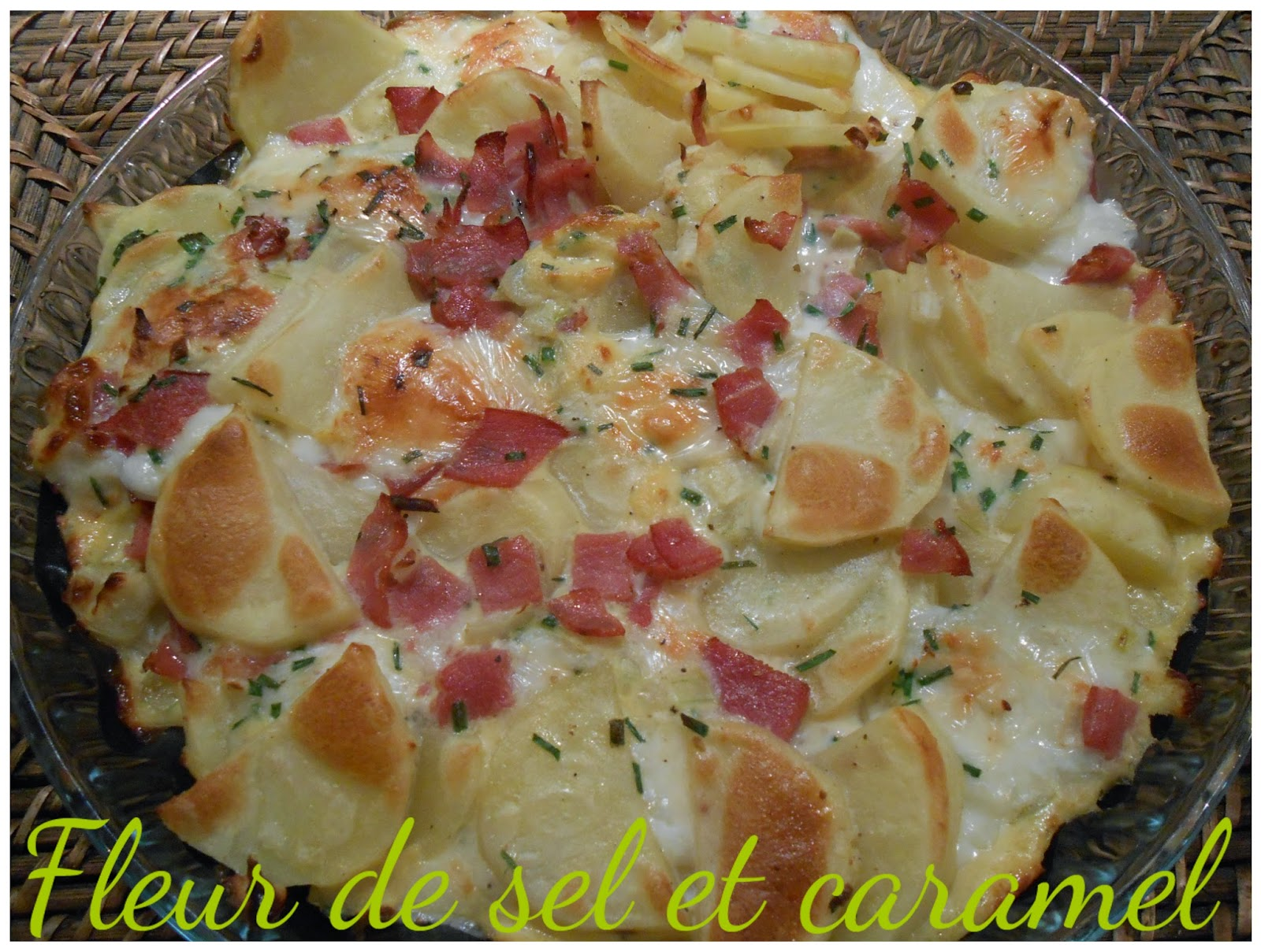 Tortilla bretonne