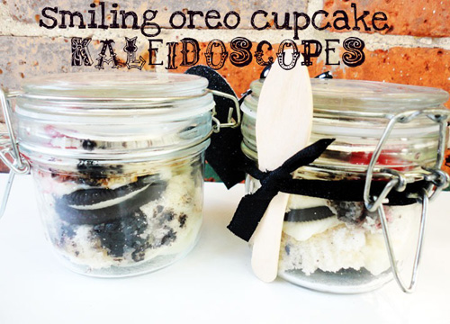 Oreo Cupcakes in a Jar by Amanda Cupcake
