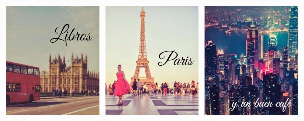 Libros, París y un buen café