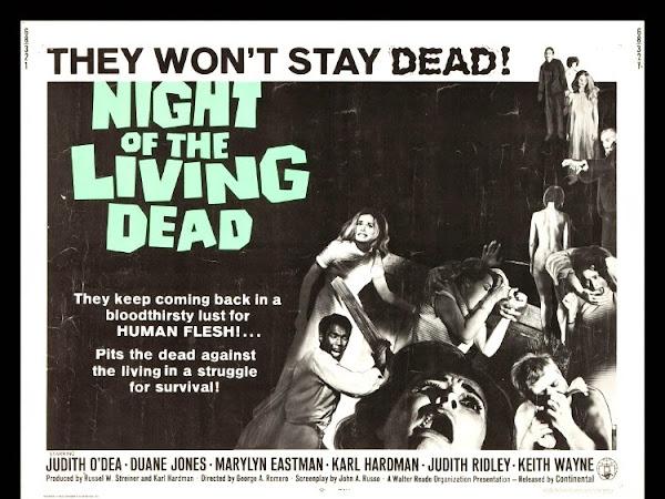 Classic Cinema Spotlight: Night of The Living Dead