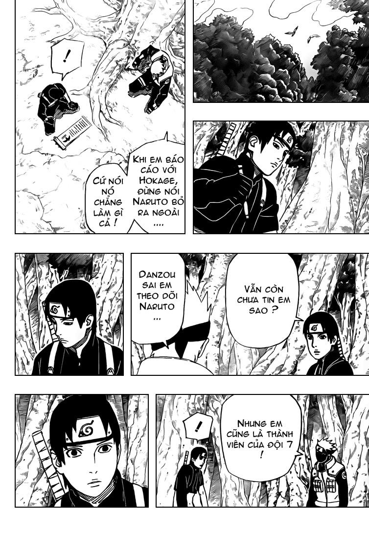 Naruto chap 456 Trang 6 - Mangak.info