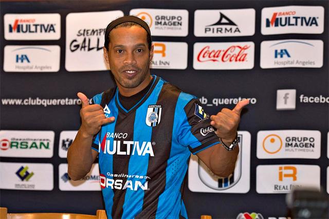 Foto Ronaldinho Gaúcho