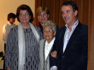 Entrega de Premios 2004