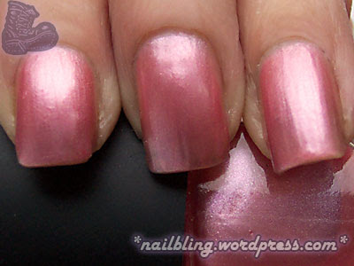 BYS Chrome Pink Swatch