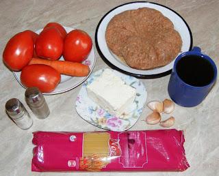 ingrediente pentru reteta de spaghete bolognese originala, retete culinare, cum facem spaghete bolognese milaneze,