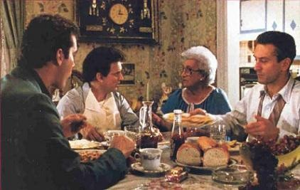 Italian Meal Goodfellas