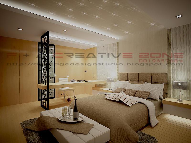 Duo edge architecture design studio condo interior for Interior design for 1 bedroom condo unit
