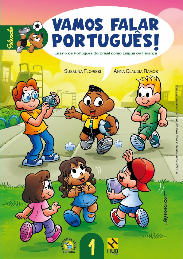 Vamos falar português
