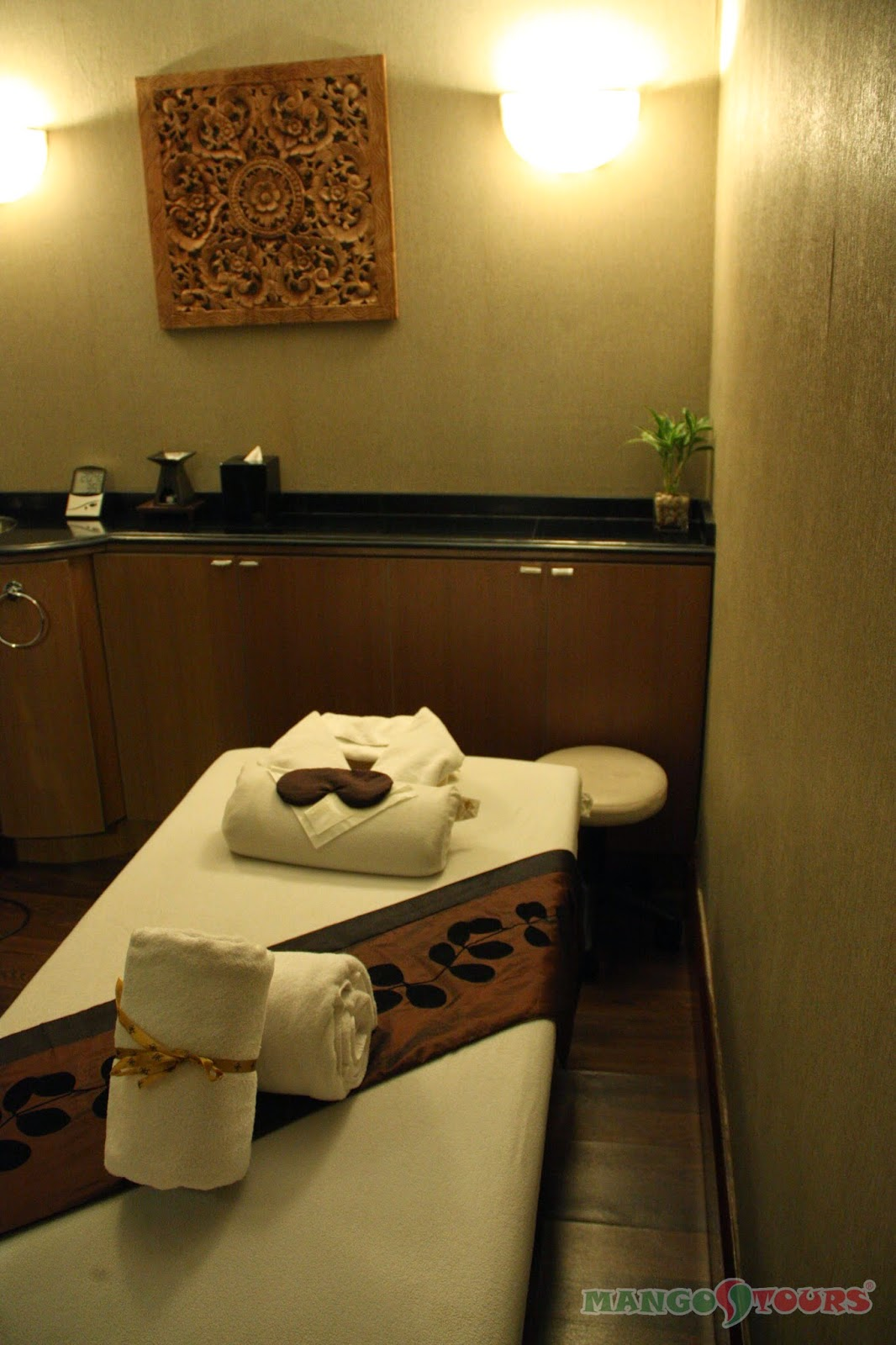 Mango Tours Diamond Hotel Philippines Spa