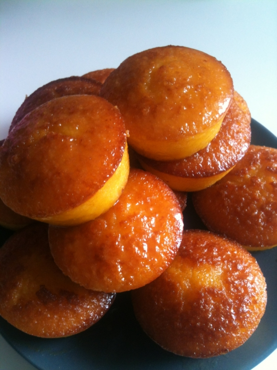 les miams de daria muffins l 39 orange au sirop. Black Bedroom Furniture Sets. Home Design Ideas