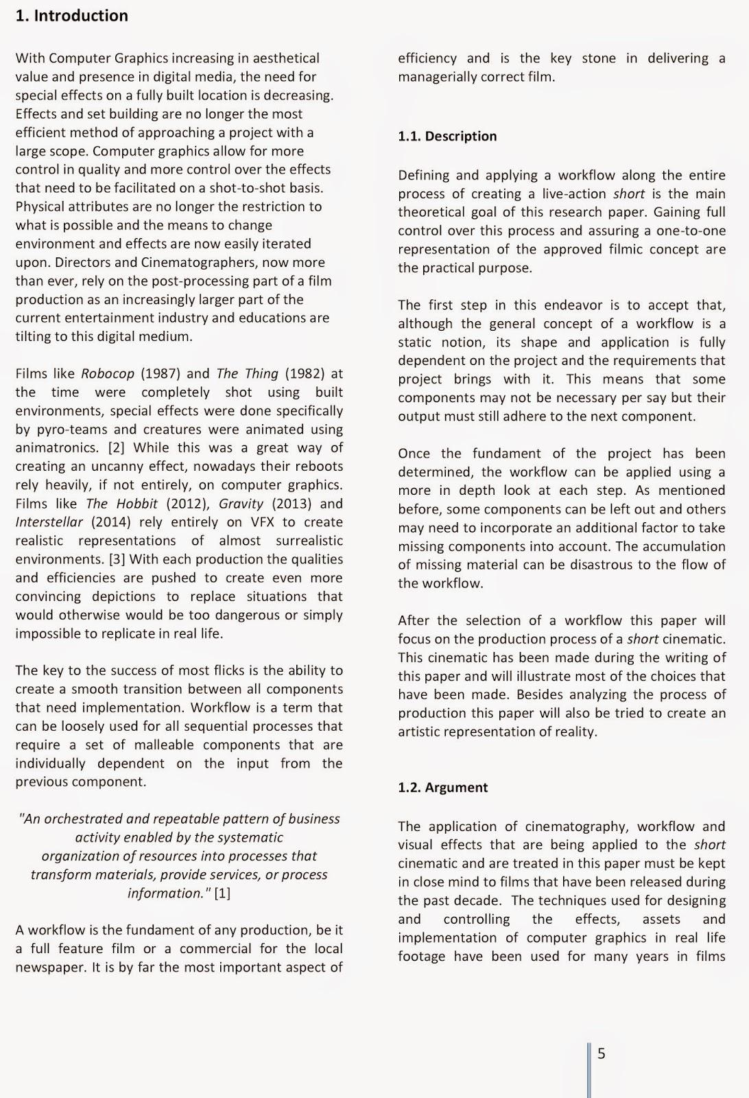 Dissertation chair request