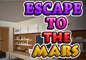 123Bee Escape to the Mars