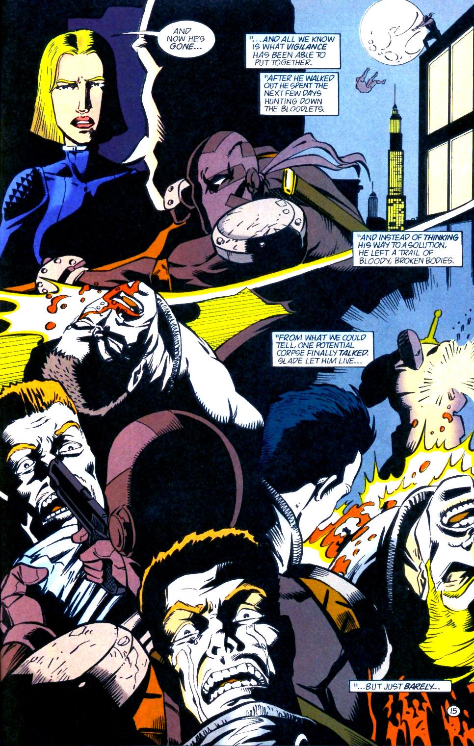 Deathstroke (1991) Issue #60 #65 - English 16