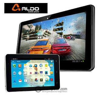 Daftar Harga Tablet Aldo terbaru 2016