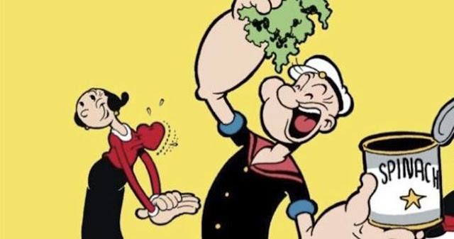 Ini Enam Tokoh Kartun Legendaris Dengan Makanan Kesukaannya