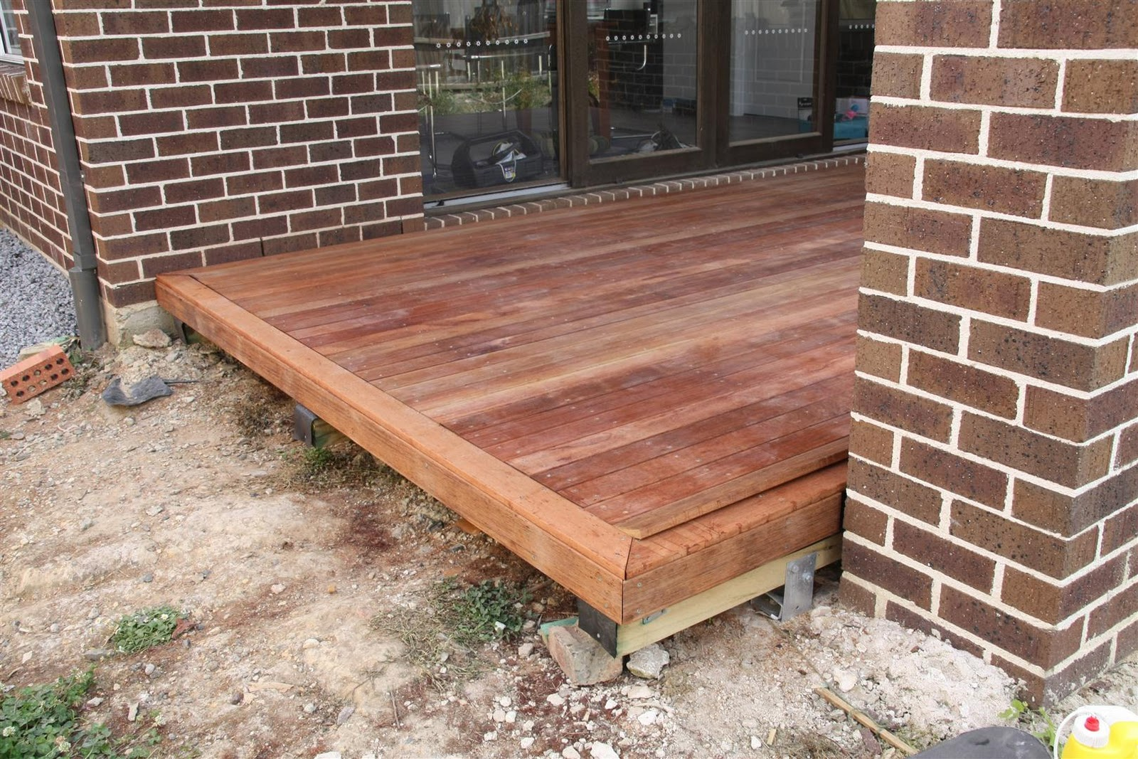 Large Deck Boards ~ Tim tina s new home building redevelopment in