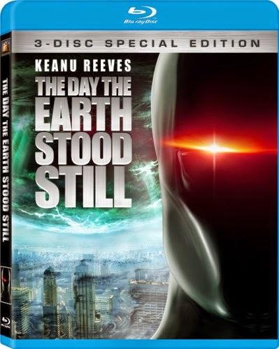 The Day the Earth Stood Still 2008 Dual Audio DD 5.1 720 BRRip 1GB