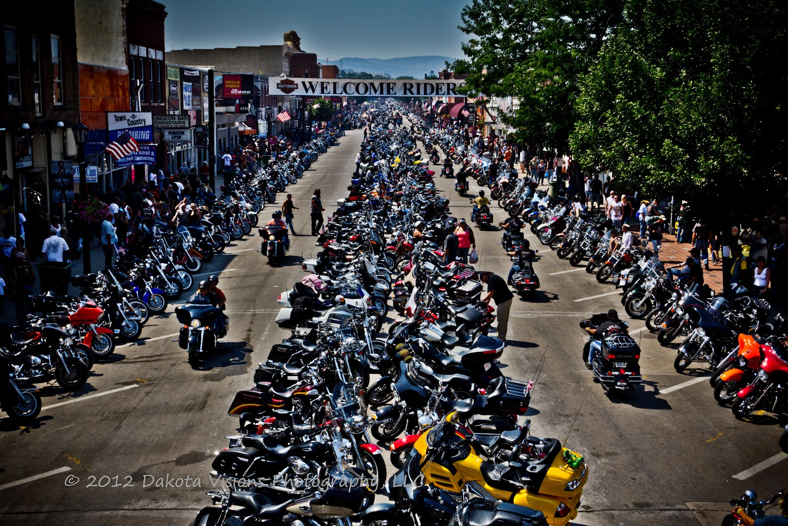 Little Sturgis Bike Rally