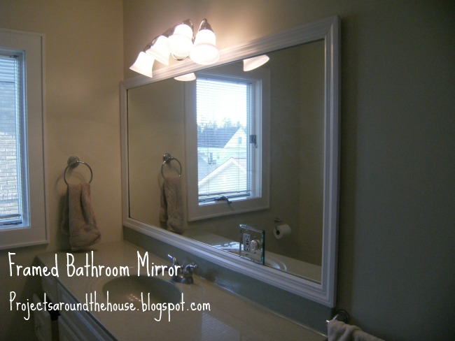 Amazing  Frame Bathroom Mirrors Ideas On Pinterest  Framed Bathroom Mirrors