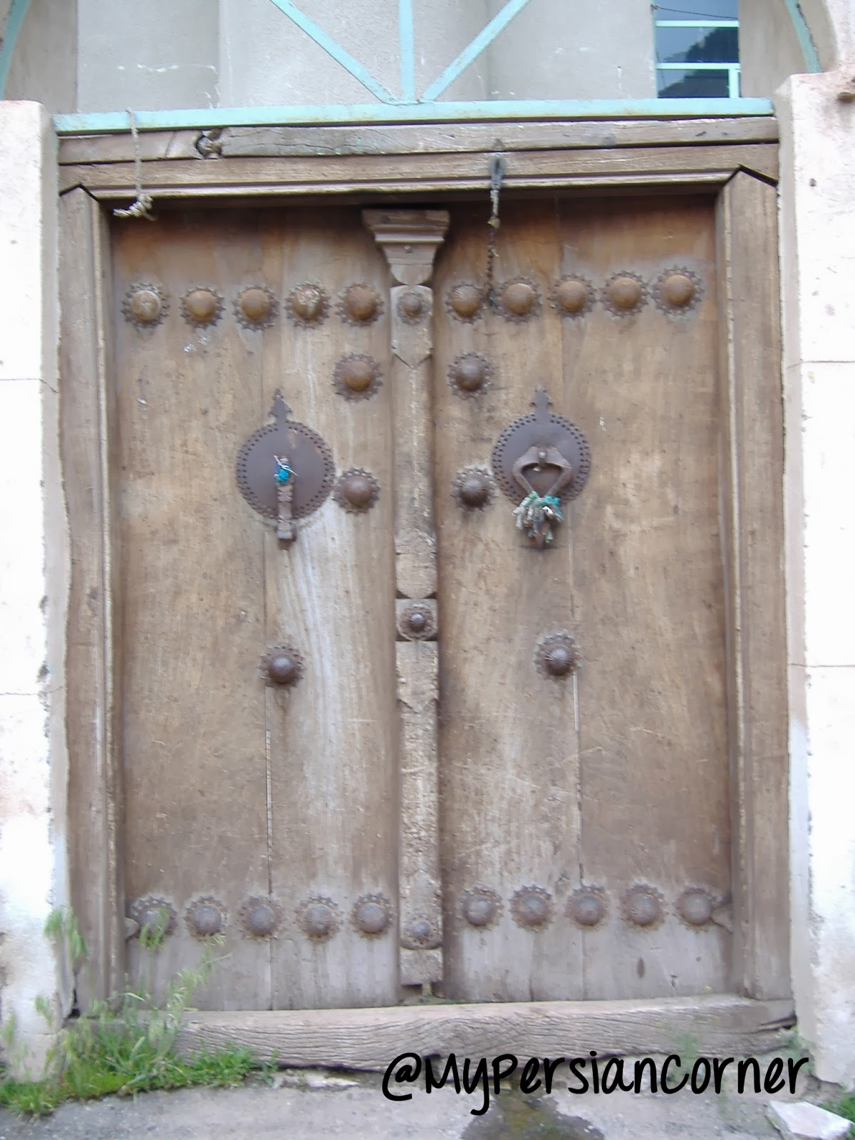 Have you ever had to wonder whether the person knocking on the door was a man or a woman? Probably not. But in the past in Iran you did and doors had ... & My Persian Corner: Who Can It Be Now? Pezcame.Com