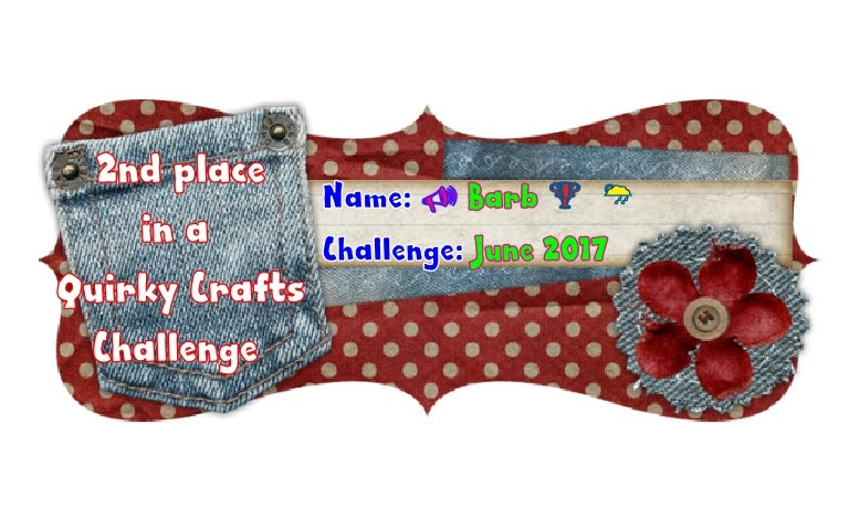 Quirky Crafts - June 2017