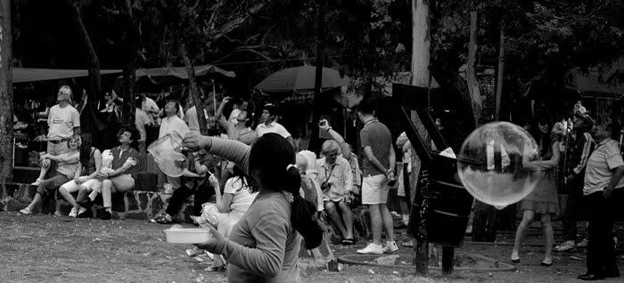A ENCANTADORA DE BOLAS DE SABÃO, 2007