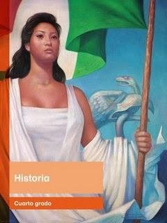 Libro de texto Historia Cuarto grado. Ciclo escolar 2014-2015.