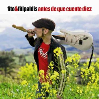 cover Fito y Fitipaldis antes de que cuente diez, portada disco antes de que cuente diez fito y fitipaldis
