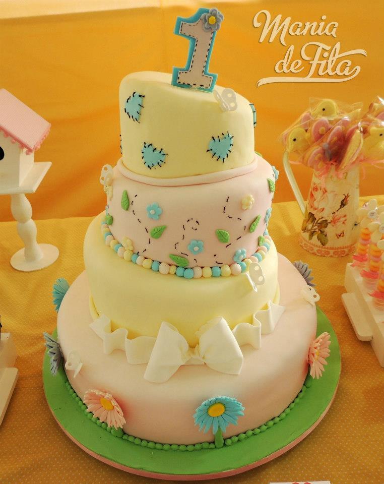 festa jardim secreto:Malta Cakes: Bolo torto jardim secreto