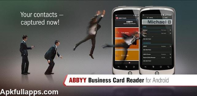 ABBYY Business Card Reader v3.0.1.26