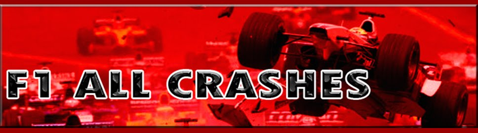 F1 ALL CRASHES