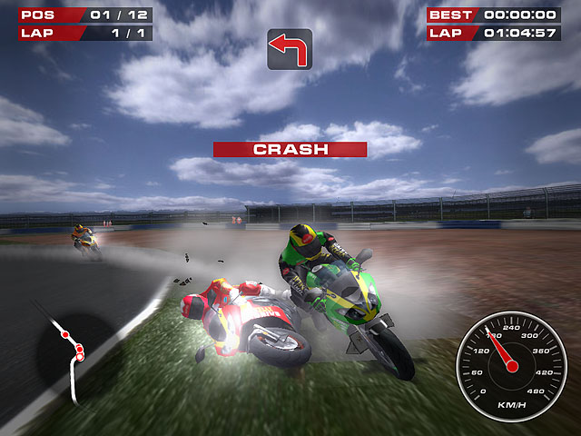 لعبة سباق دراجات Superbike Racers