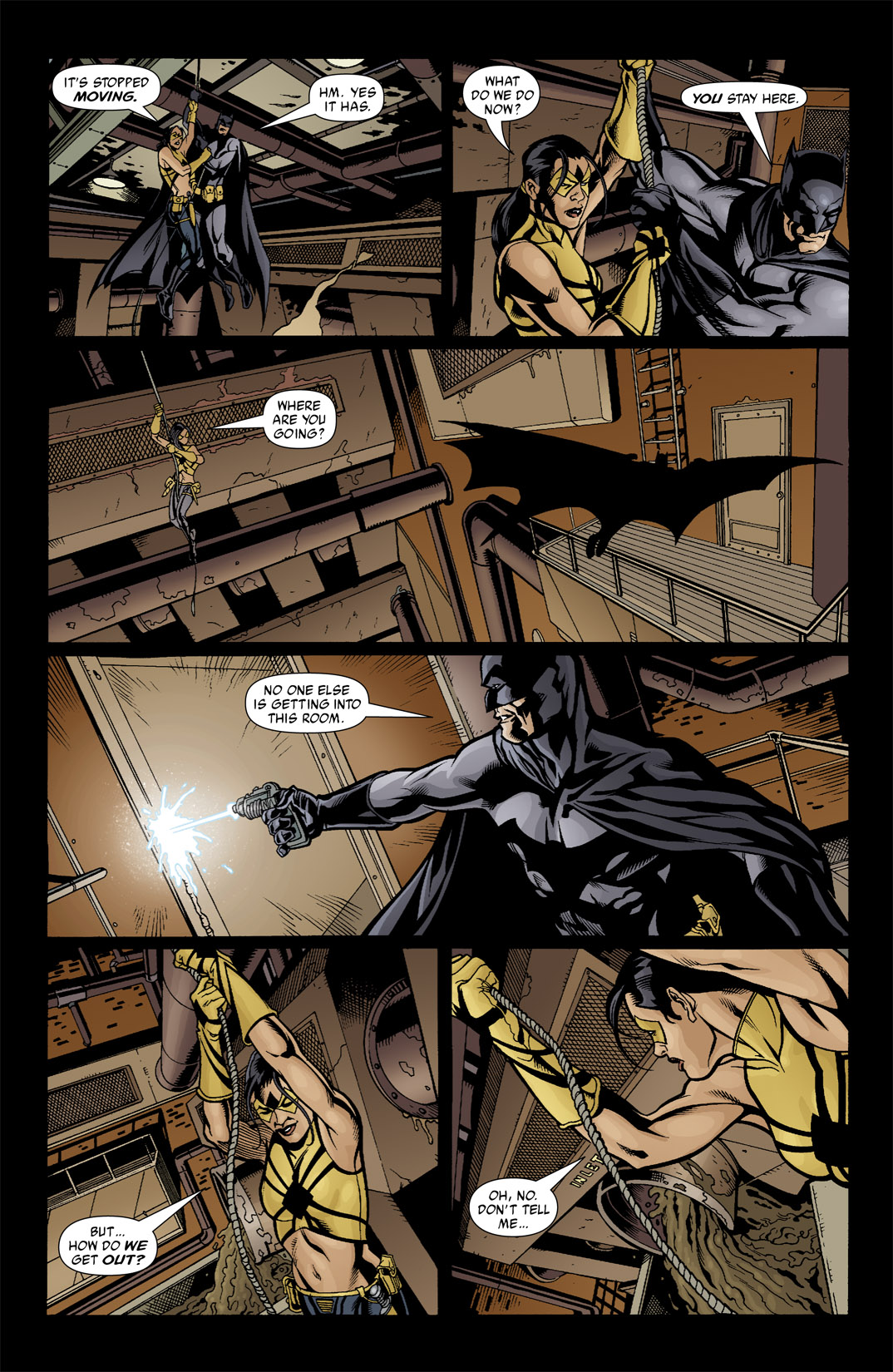 Detective Comics (1937) Issue #795 Page 11