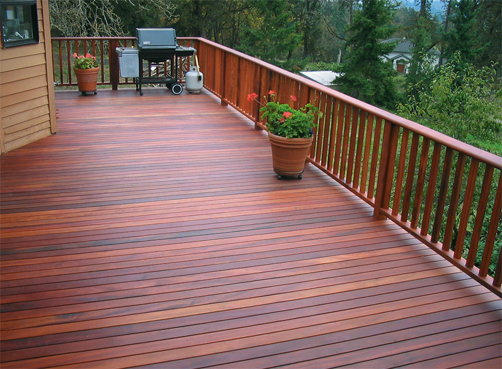 Modern decks and porches m m construction morristown - Decke modern ...