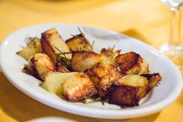 patate al forno, montagliari