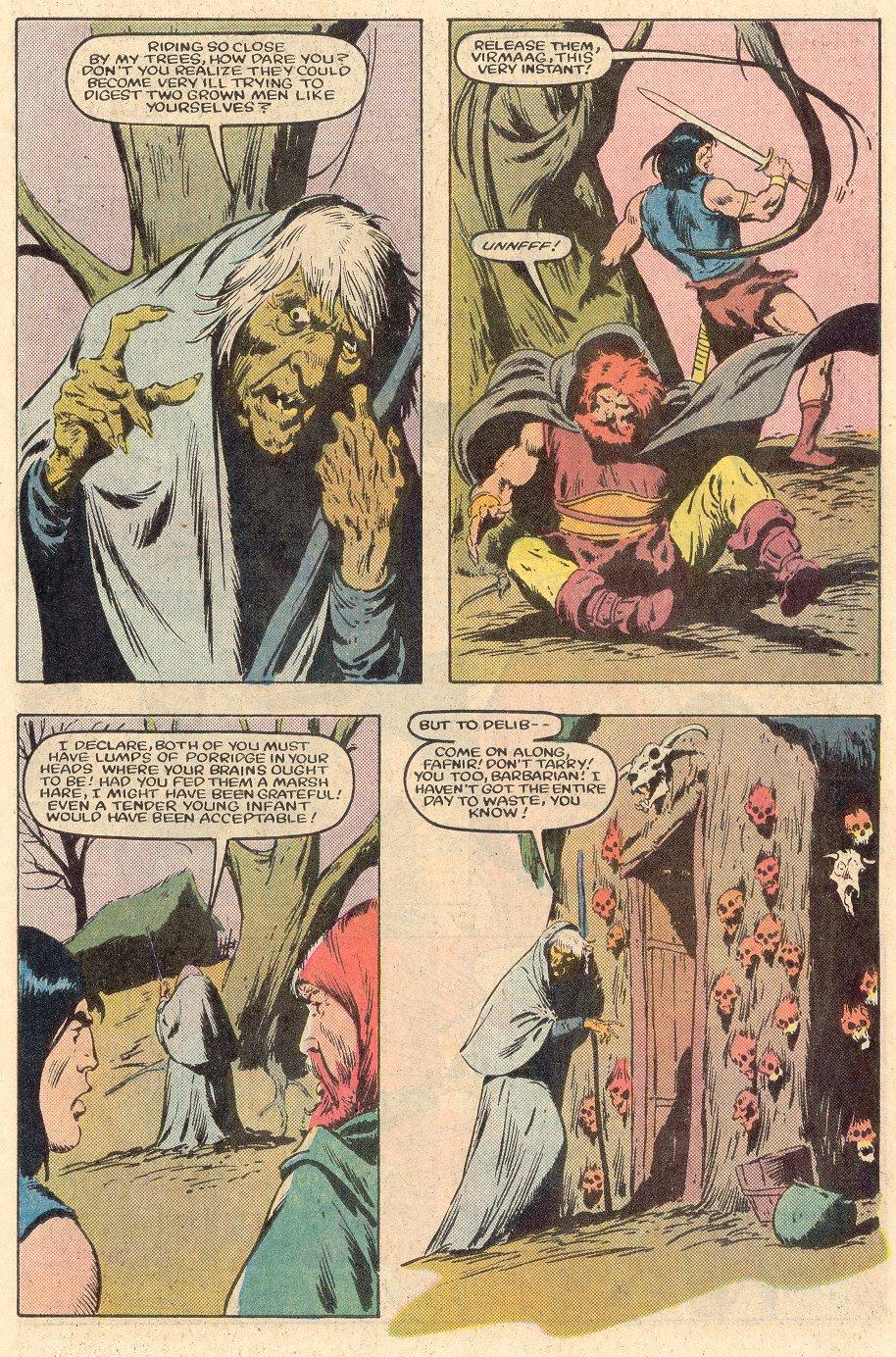Conan the Barbarian (1970) Issue #161 #173 - English 10