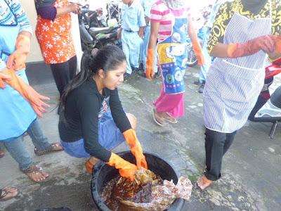 Cara membatik; proses membatik; batik khas jogya; jogya kota batik