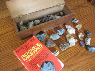 Rock science project
