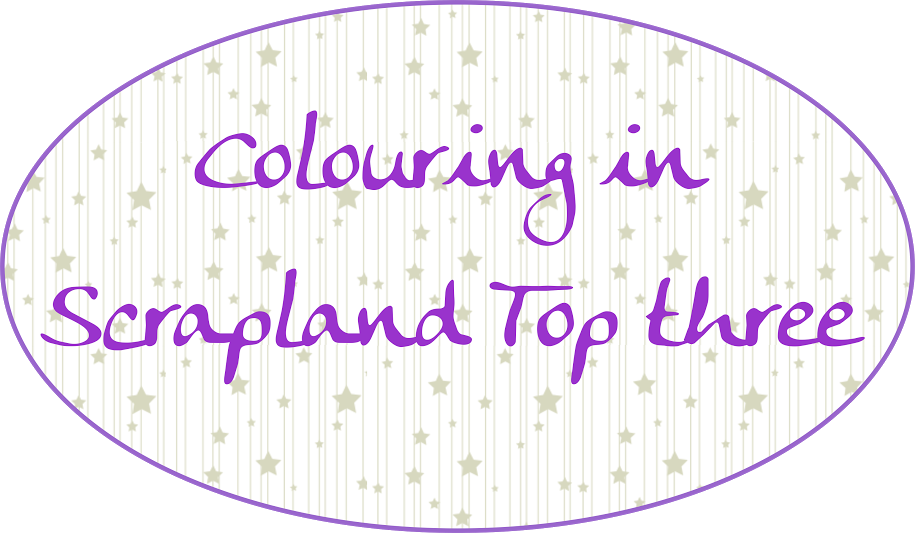 Premio Top3 de Colouring in scrapland!