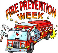 Fire Prevention Week Coloring Pages  RedCabWorcester