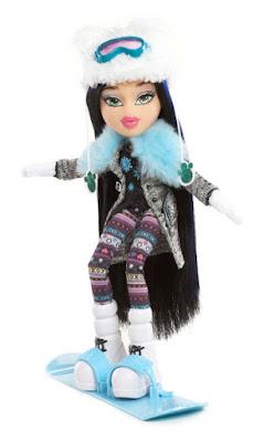 TOYS : JUGUETES - BRATZ : #Snowkissed Jade | Muñeca - Doll Producto Oficial 2015 | MGA 538240 | A partir de 5 años Comprar Amazon España & buy Amazon USA