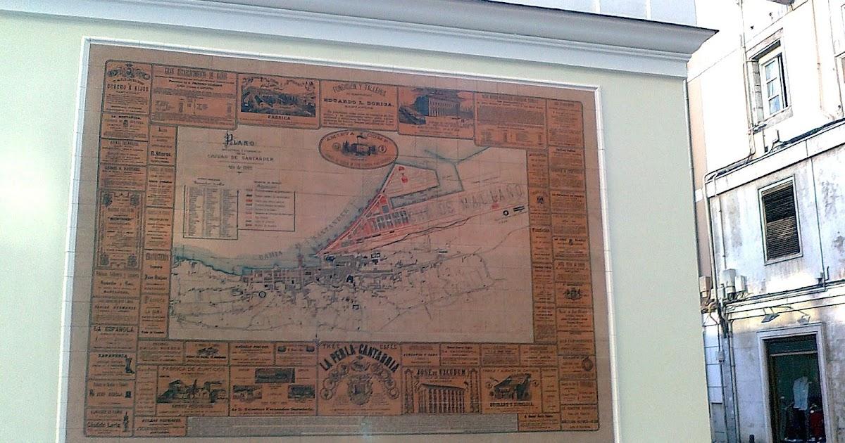 La ciudad habla anuncios decorativos mercado del este en santander - Azulejos pereda ...