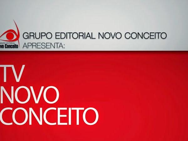 TV Novo Conceito - Bienal do Livro de São Paulo 2014