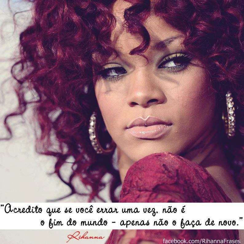 Imagens De Rihanna   Frases  2