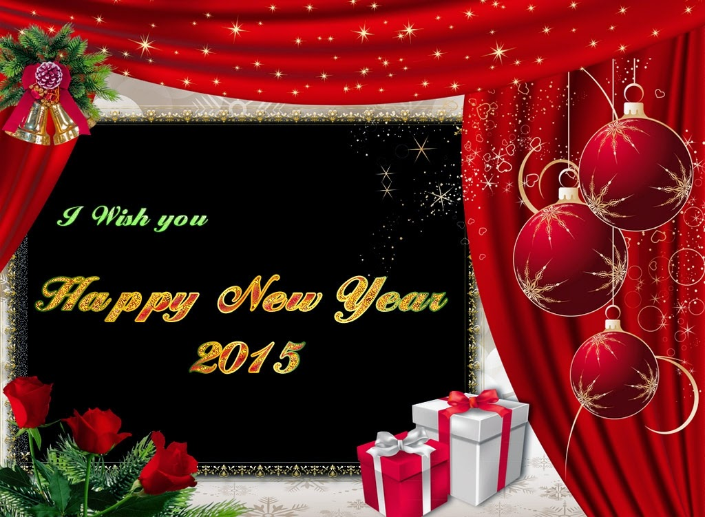 Happy New Years Wishes Greeting Cards Images 2015