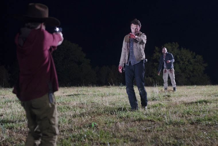 comentario y resumen episodios The Walking Dead temporada 2