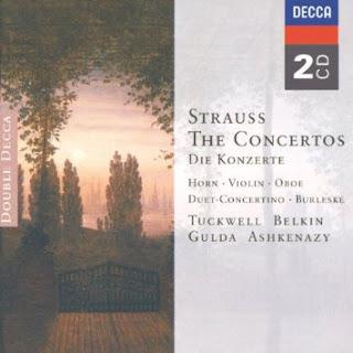Strauss, R./Strauss, F.: The Concertos