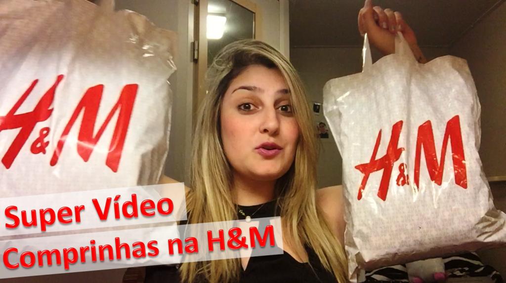 video, vlog, comprinhas, compras, melbourne, h&m, hem, australia, haul, giovana quaglio, acho tendencia
