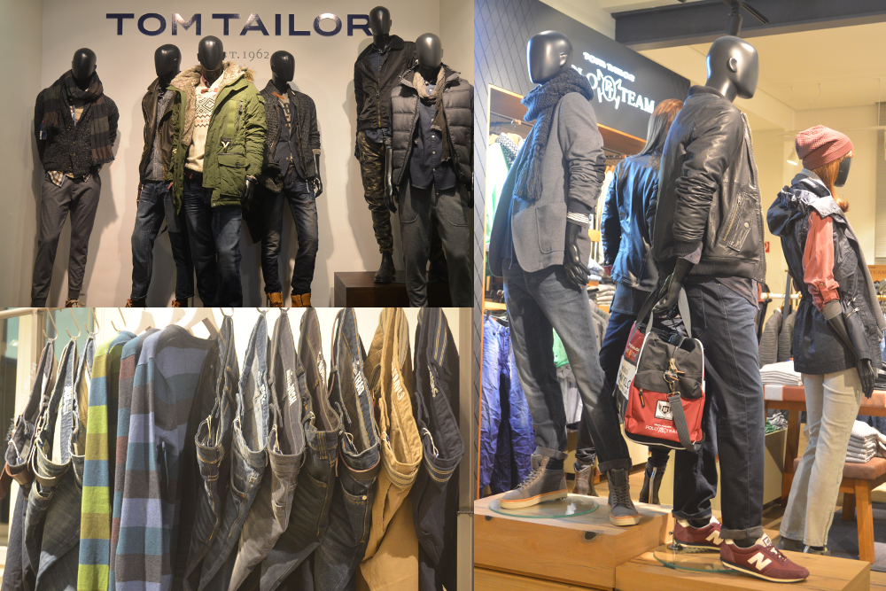 Tom Tailor Bloggerevent Düsseldorf 2015 Men